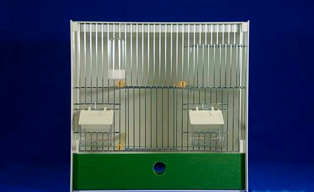JH SINGLE BREEDING CAGE -  FINCH / CANARY ~ 41X40X40