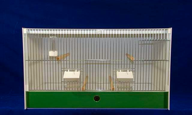 JH SINGLE BREEDING CAGE -  FINCH / CANARY ~ 71X40X40