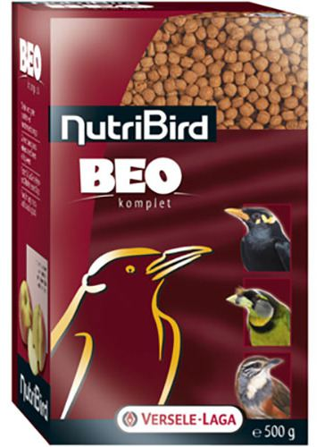 Versele Laga Nutribird Beo Komplet for Mainas and Other Large Birds